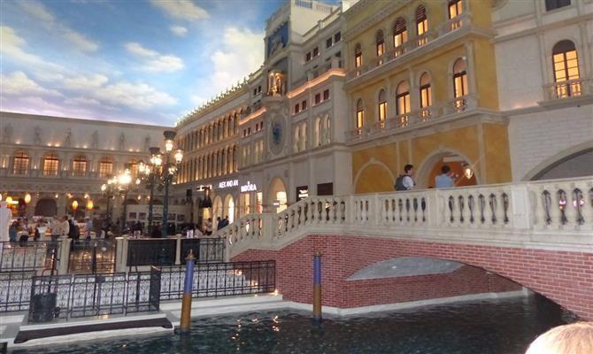 10- THE VENETIAN - Las Vegas