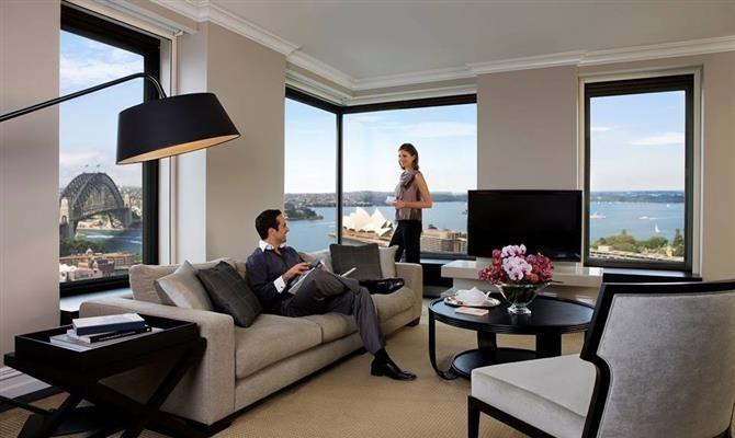 2 - FOUR SEASONS HOTEL – SIDNEY (AUSTRÁLIA)