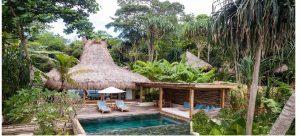 O encantador Nihiwatu Hotel & Beach Resort, Indonesia