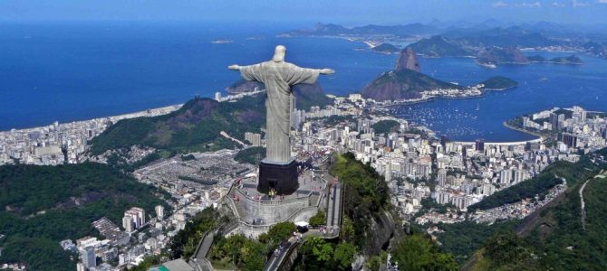 Rio, o inicio de um caso de amor.
