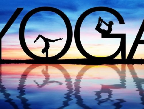 Yoga - corpo e mente me harmonia