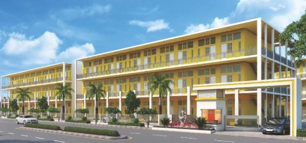Um novo conceito de Hotel na India