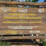 Parque Nacional - Chapada dos Veadeiros