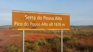 Serra do Pouso Alto